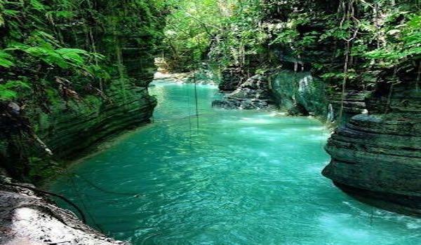 Kanlaob River Alegria cebu