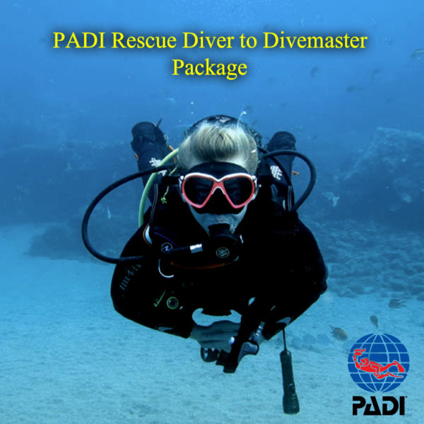Rescue Diver to DM multi package